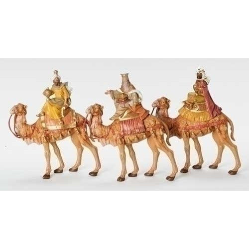 "Kings on Camels - Fontanini® 7.5"" Collection"