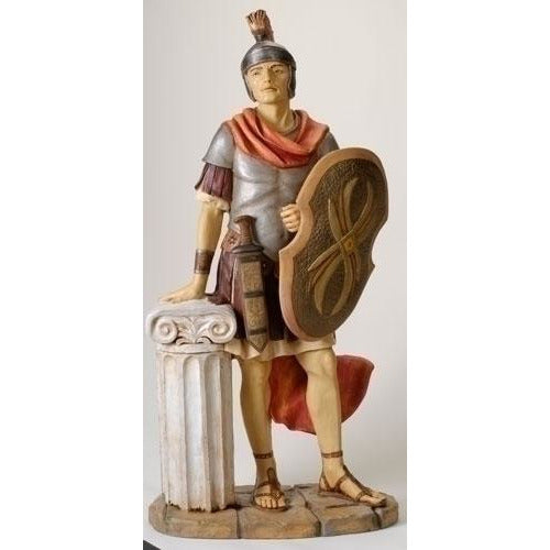 "Roman Soldier - Fontanini® 50"" Collection"