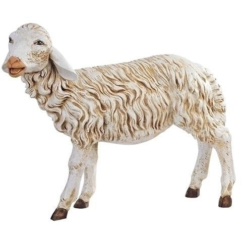 "Standing Sheep - Fontanini® 50"" Collection"
