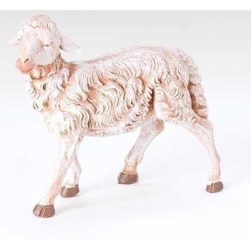 "Sheep, Head Straight - Fontanini® 12"" Collection"