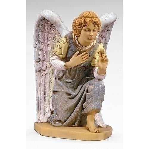 "Kneeling Angel - Fontanini® 27"" Collection"