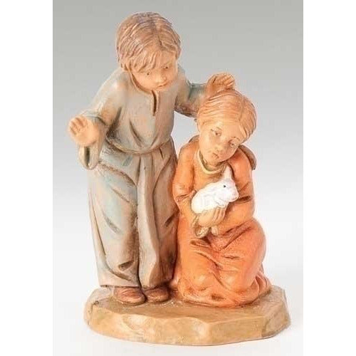 "Adah and Jason, Children - Fontanini® 5"" Collection"
