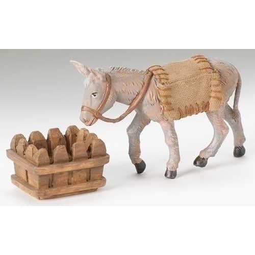 "Mary's Donkey - Fontanini® 5"" Collection"