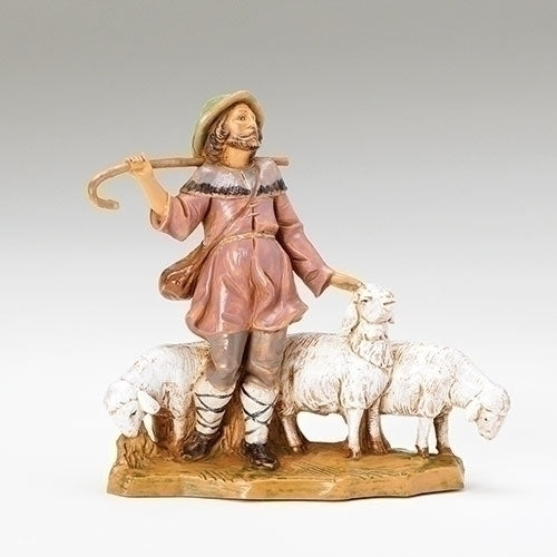 "Elijah, Shepherd Herder- Fontanini® 5"" Collection"