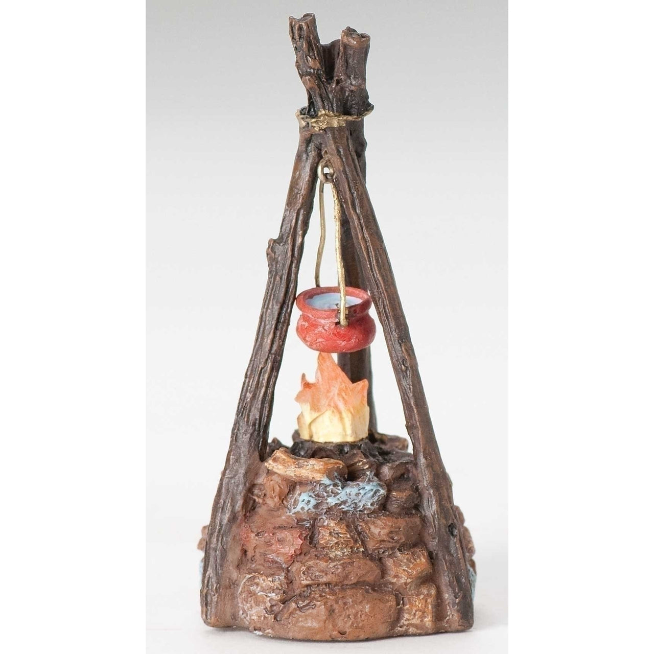"Lighted Campfire - Fontanini® 5"" Collection"