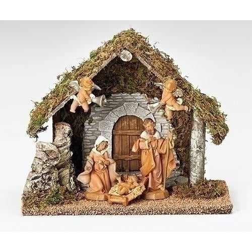 "Wedding Gift Nativity - Fontanini® 5"" Collection"