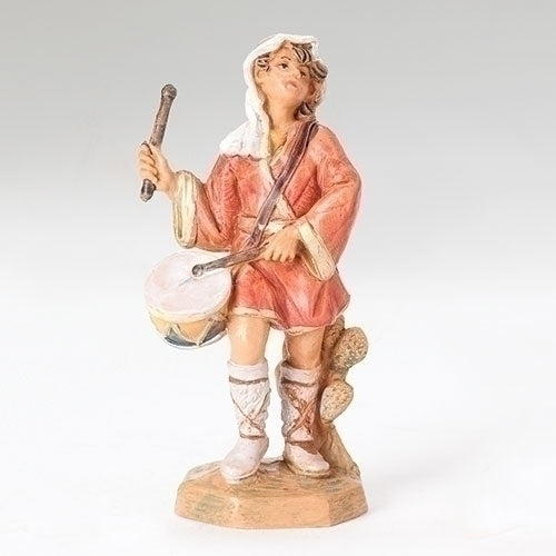 "Jareth, Drummer Boy - Fontanini® 3.5"" Collection"