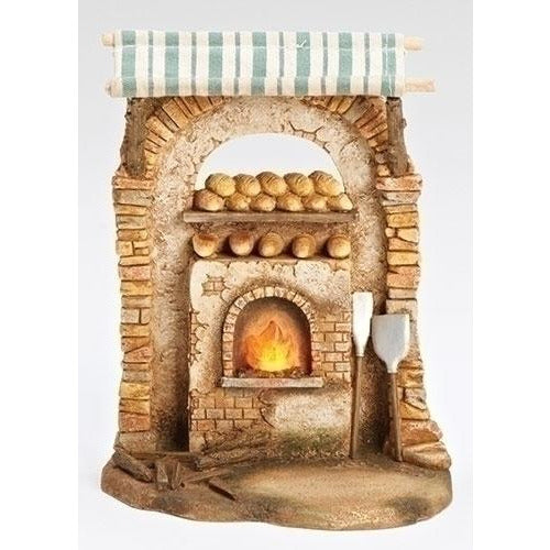 "Bakery Shop (Lighted) - Fontanini® 5"" Collection"