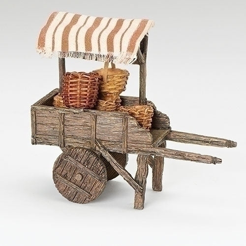 "Basket Cart - Fontanini® 5"" Collection"
