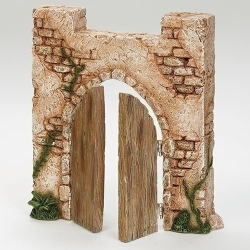 "Village Arch With Door - Fontanini® 5"" Collection"