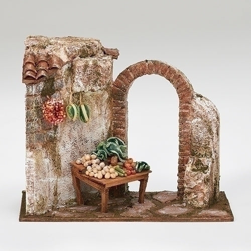 "Produce Shop - Handcrafted in Italy - For The 5"" Scale Fontanini"