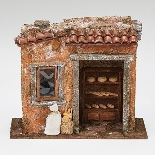 "Bakery - Handcrafted in Italy - For The 5"" Scale Fontanini"
