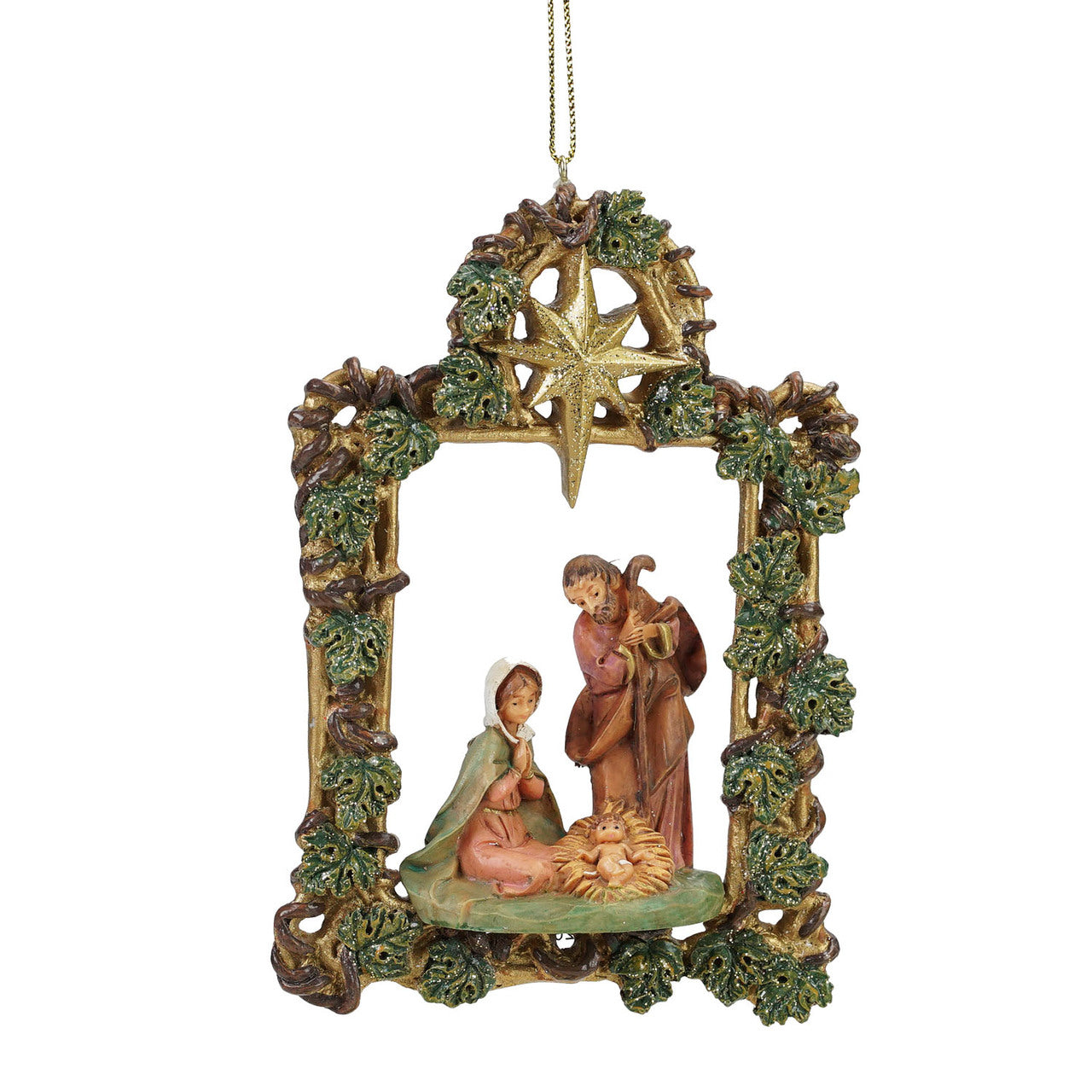 Set/2 Ivy Fontanini Ornaments - Fontanini® Collection SALE