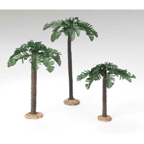"Palm Tree Set - Fontanini® 5"" Collection"