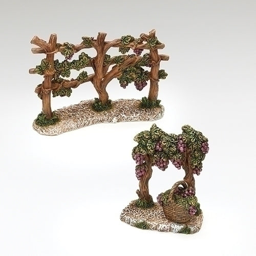 "2 Piece Vineyard Fence for the Fontanini 5"" Scale"