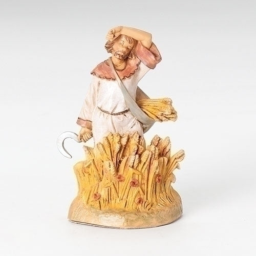 "Judah, the Harvesting Farmer  - Fontanini® 5"" Collection"