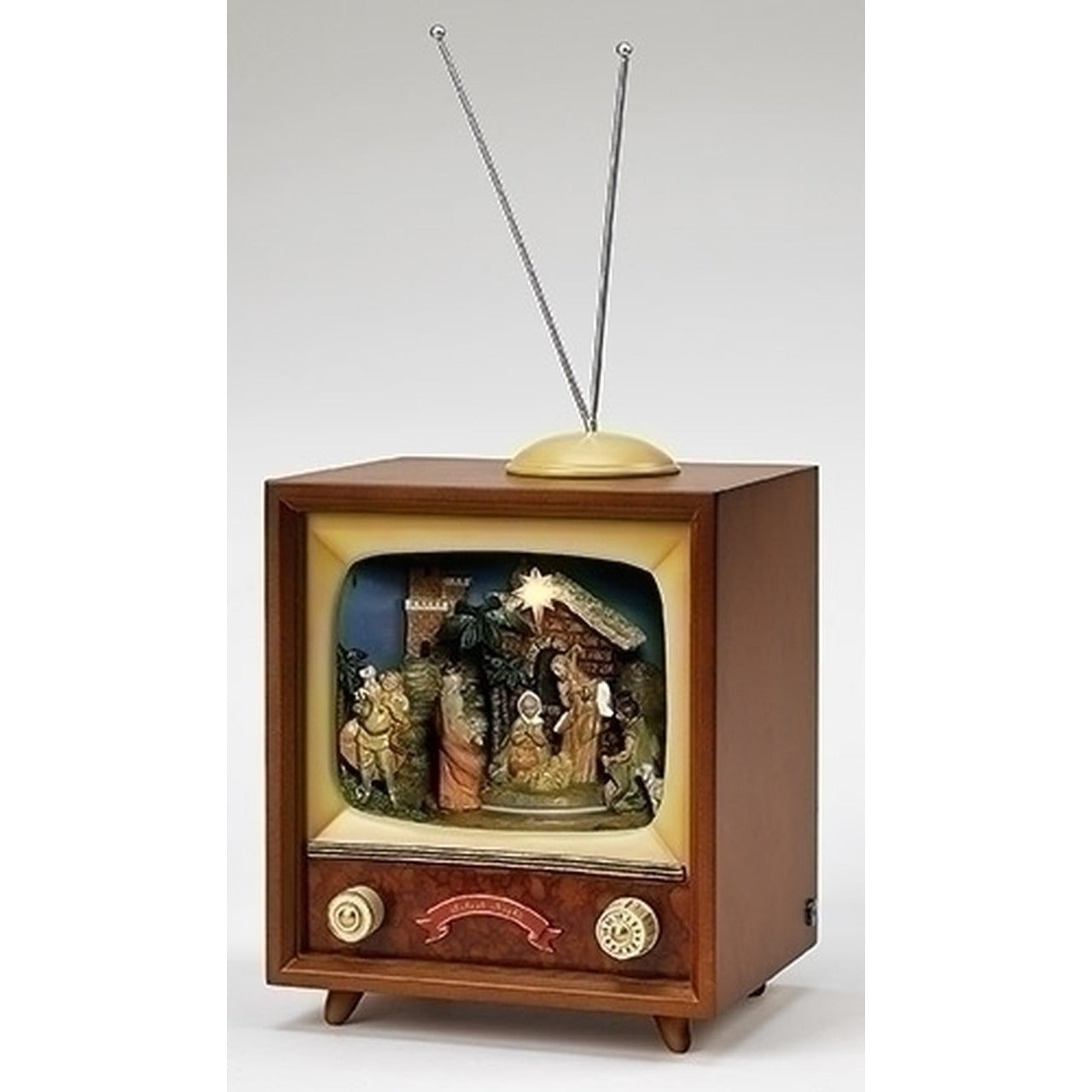 Fontanini Nativity Set in Retro TV - Fontanini® Collection SALE