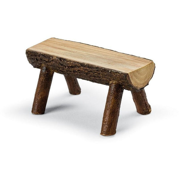 Log Bench/Table - Landscape Compatible with Fontanini