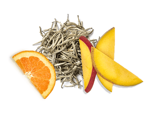 mang'orange white tea flavor