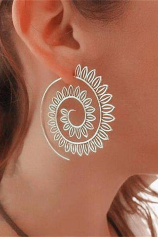 Arealook Elegant Solid Color Earrings