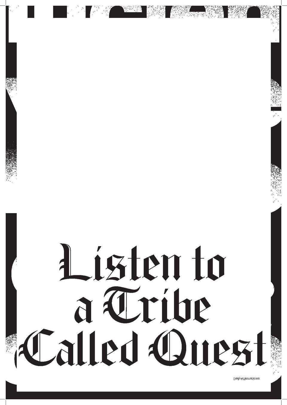 Listen to Tribe