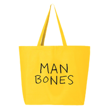Load image into Gallery viewer, Man Bones Tote