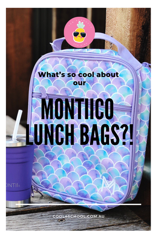 Montiico lunch bags