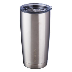 5 O'Clock Stainless Insulated Tumbler STAINLESS STEEL