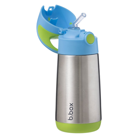 b box insulated drink bottle ocean breeze