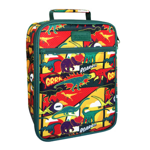 Sachi Dinosaurs Lunch Bag Tote