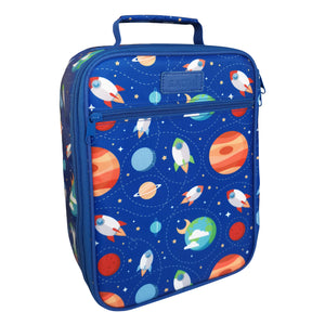 Sachi Outer Space Lunch Bag Tote