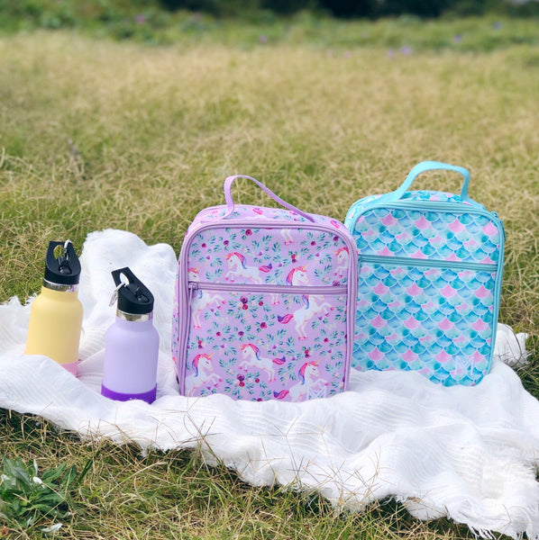 MontiiCo Insulated Lunch Bag- Unicorn