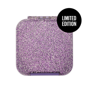 Little Lunch Box Co - Bento 2 - Purple Glitter Limited Edition