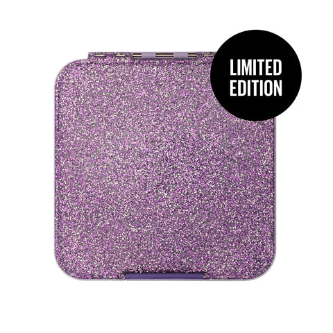 Little Lunch Box Co - Bento 3 - Purple Limited Edition GLITTER