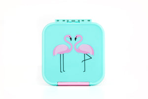 Little Lunch Box Co - Bento 2 - Flamingo