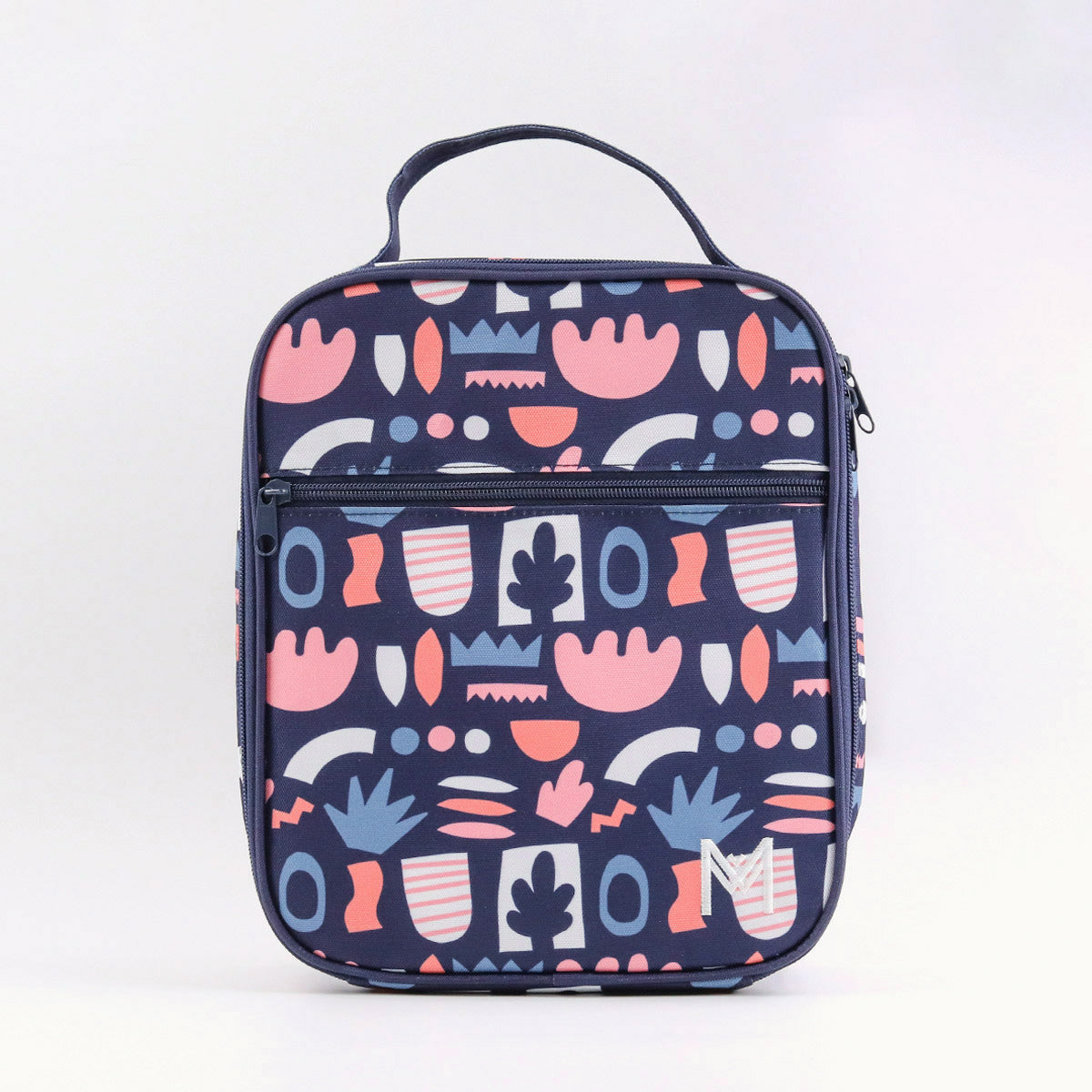 montiico insulated lunchbag bloom