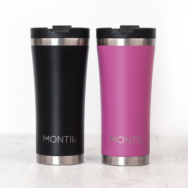 Montiico mega coffee cup rose