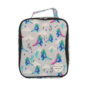 Little Renegade Company - Lunch Bag - Dinoroar