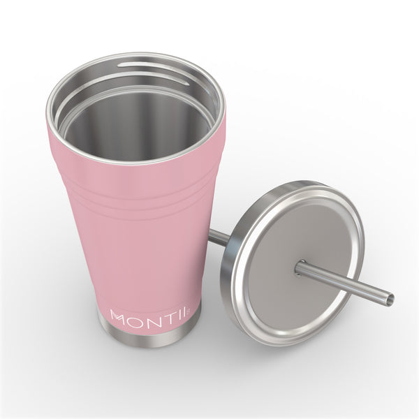 MontiiCo Smoothie Cup - Dusty Pink