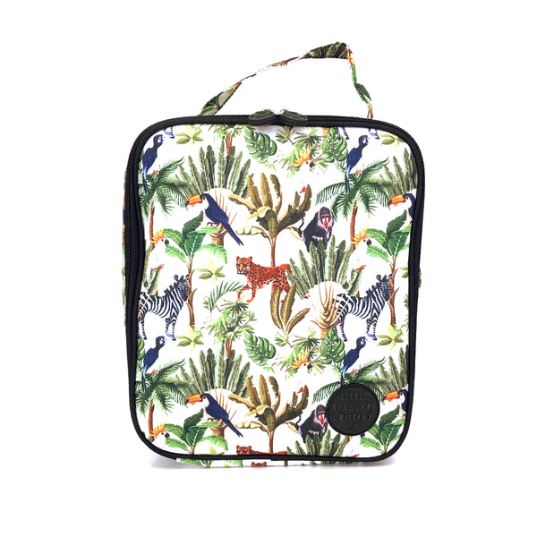 Little Renegade Company - Lunch Bag - Jungle Fever