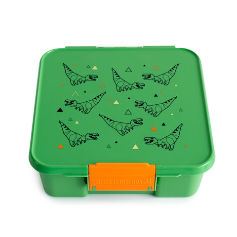 little lunchbox co bento 5 T-Rex