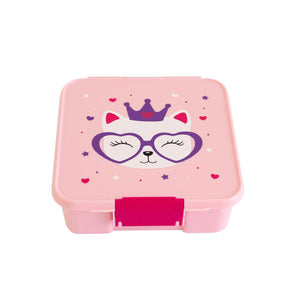 little lunchbox co bento 5 kitty