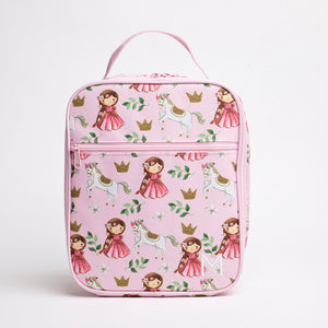 MontiiCo Insulated Lunch Bag- Princess