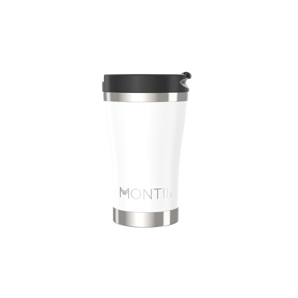 montiico regular coffee cup white