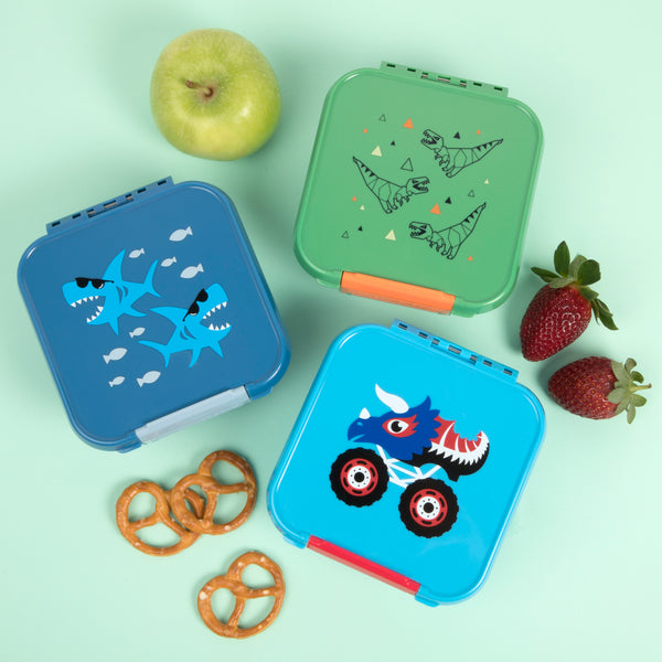 little lunchbox co bento 2 T rex dinosaur