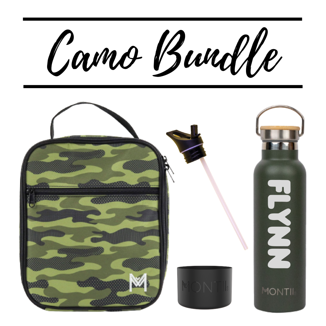 MontiiCo Camo Value Bundle