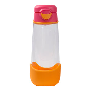 B Box Sport Spout Bottle - Strawberry Shake 600ml