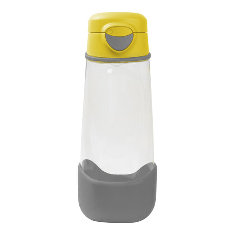 B Box Sport Spout Bottle - Lemon Sherbet 600ml