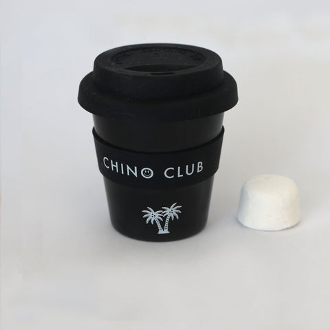 CHINO CLUB BAMBOO Babychino Cup - Black