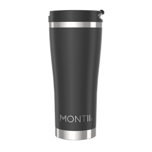 montiico mega coffee cup black